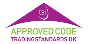 TSI Approved Estate Agent Logo