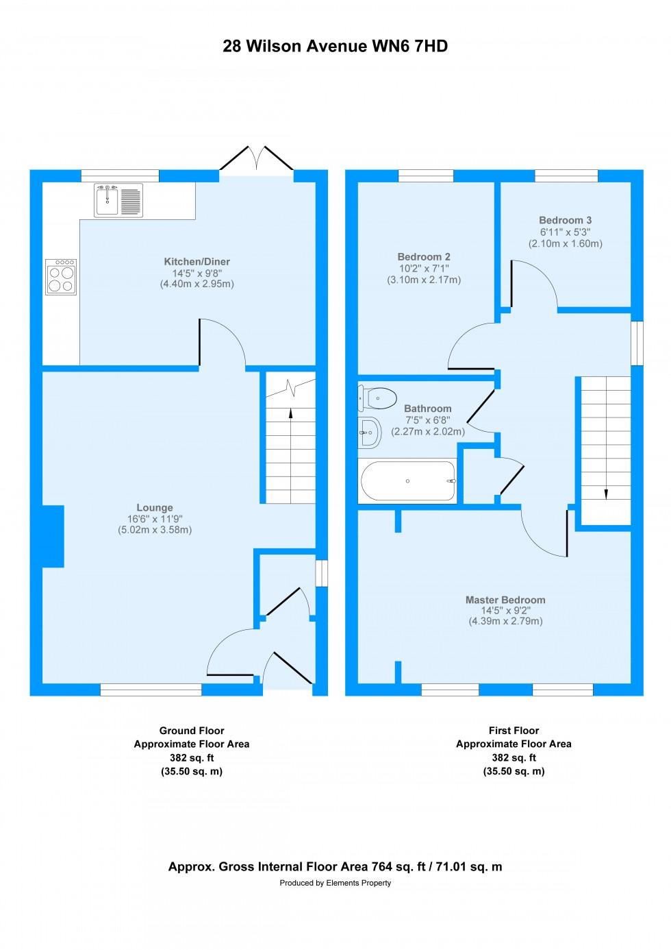 Open House Wigan Estate Agents   Property For Sale   Wilson Avenue, Swinley