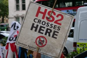 HS2 Protests