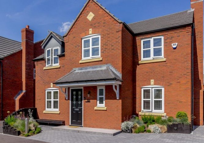 Shirebrook St Helens Property For Sale