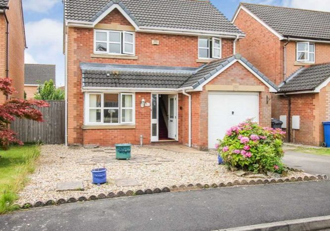 House For Sale, Westonby Court, Ashton in Makerfield, Wigan
